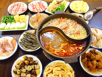 Two great hot pots (Winter Hot Pot Lovers)